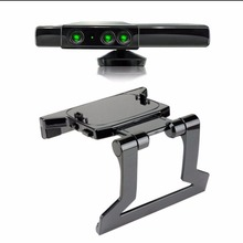 1pc 2016 Hot Sale TV Clip Clamp Mount Mounting Stand Holder for Microsoft Xbox 360 Kinect Sensor Newest Worldwide Hot Drop(China)