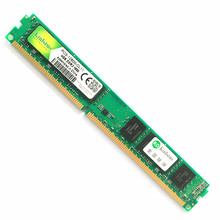 Kinlstuo New DDR3 1333 / PC3 10600 1GB 2GB 4GB Desktop RAMs Memory Fully compatible with DDR3 1600MHz 1066MHz In Stock(China)