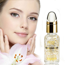 Brand Skin Care 24K Gold Essence Anti Wrinkle Face Anti Aging Collagen Whitening Moisturizing Hyaluronic Acid Liquid