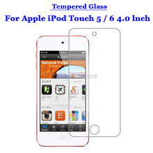 For Apple iPod Touch 5 / 6 Tempered Glass 9H 2.5D Premium Screen Protector Film For Apple iPod Touch 5th / 6th Gen Generation