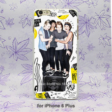 5 seconds of summer she looks so perfect Design hard White Skin Case Cover for iPhone 4 4s 4g 5 5s 5c 6 6s 6 Plus
