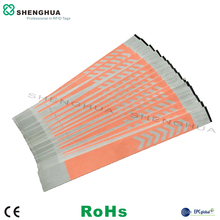 200pcs New Design RFID UHF Passive Smart Wristbands Bracelet Tag Tyvek Waterproof For Swimming Match School Attendance System(China)