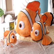 23CM Stuffed Dolls Finding Nemo Plush Toys Small Clownfish Nemo Soft Dolls Promotional Price In Stock P125