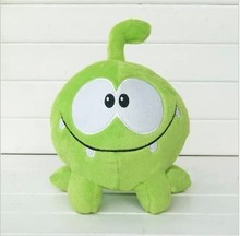 20CM=7.8Inch Game CUT THE ROPE Candy Gulping Monster Cute Plush Stuffed Toy Doll Children Gift(China)