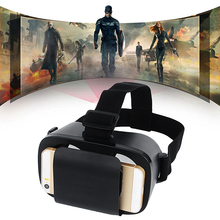 Newest Professional VR BOX  3D Glasses VRBOX Version Virtual Reality 3D Video Glasses Support Android & IOS & PC