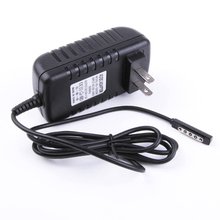 Travel Power Adapter Wall Charger for Microsoft Surface RT Windows8 US plug Charger For Microsoft Surface RT 10.6