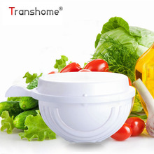 60 Second Salad Maker Bowl Easy Salad Cutter Bowl Quick Vegetable Washers Choppers Fruit Vegetable Tools Kitchen Accessories(China)