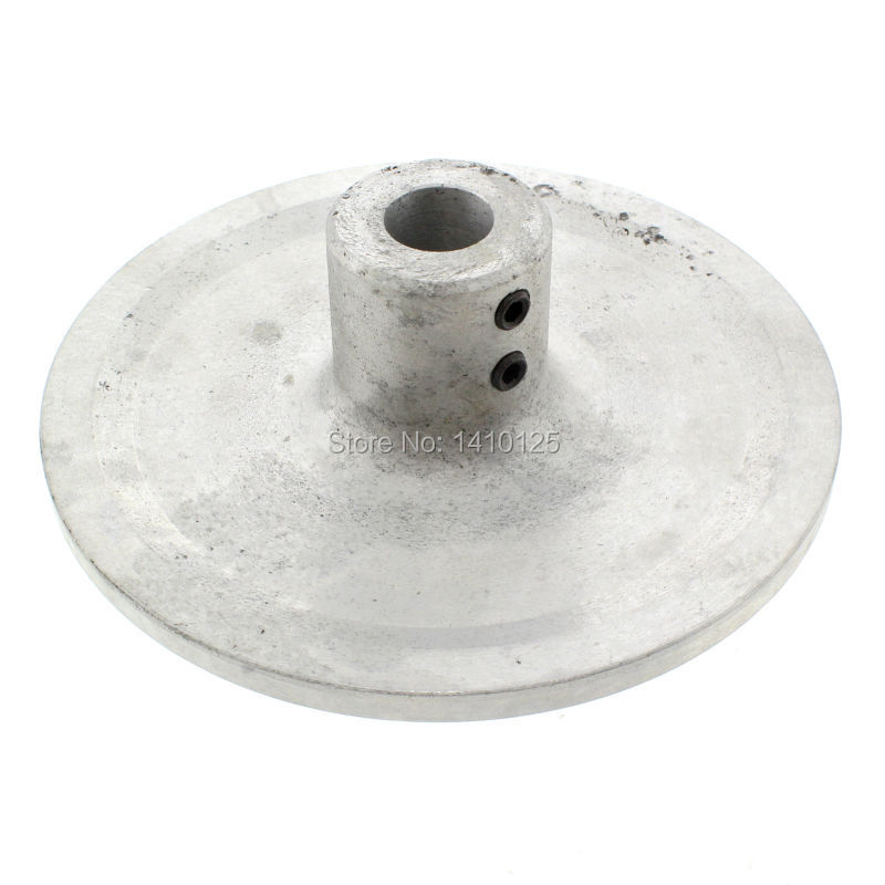 6 inch Aluminum master lap for Diamond coated Flat Lap Disk Grinding wheel Arbor hole 19mm<br>