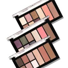 Pro Natural Eye Makeup Sexy Baked Eyeshadow Matte&Shimmer Smoky Eyeshadow Palette 9 Colors
