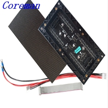 Coreman p3 led module p3 led video wall 64x32 led display module dot matrix full color led panel screen HD P4 P5 P6