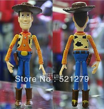 2017 new 1pcs 6.7inch Toy Story WOODY/one piece anime figure/hot special toys/toy for children/Christmas gift/new year gift(China)