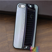 for White Range Rover Grill Cool Car fashion cell phone case for iphone 4 4s 5 5s 5c SE 6 6s 6 plus 6s plus 7 7 plus #LI1081