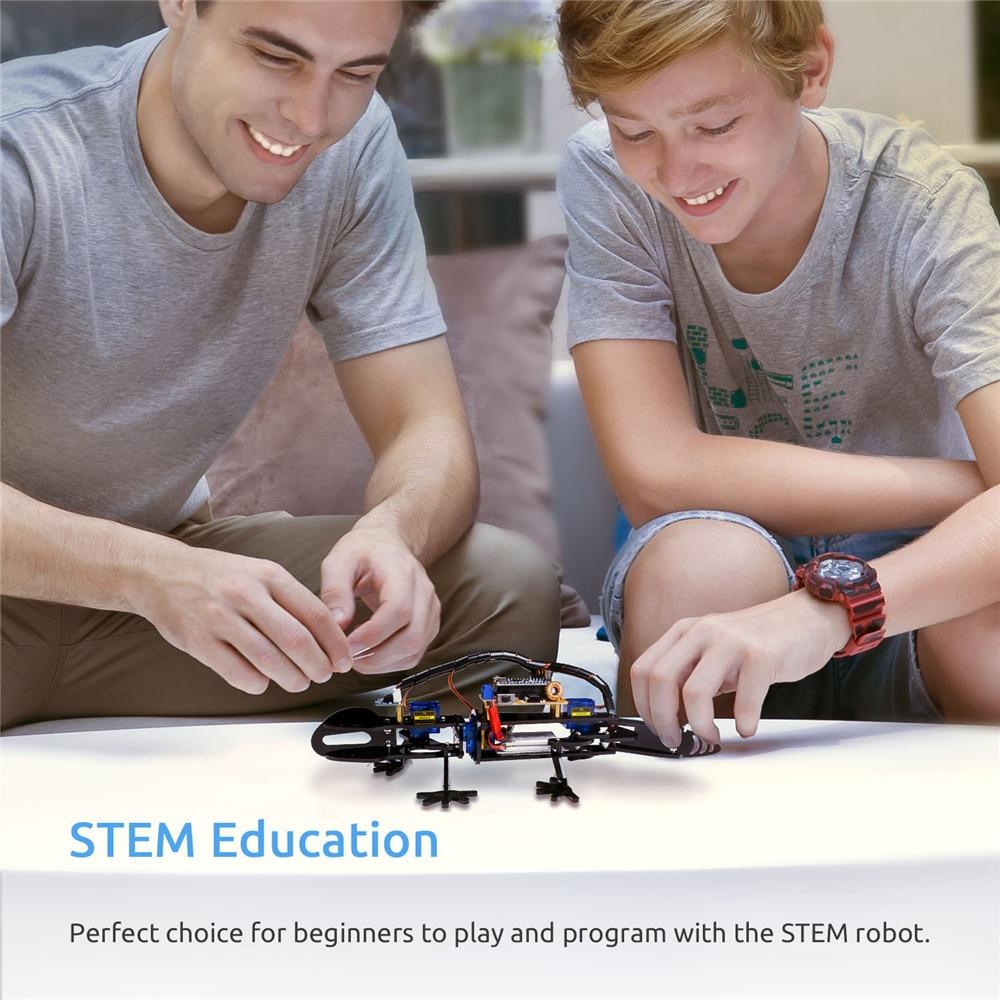 DIY Educational Robot (4)