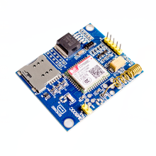 SIM800C Development Board GSM Module Support Message Bluetooth TTS DTMF Quad-band(China)