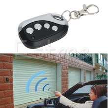 New 315 Mhz 4 Channels Transmitter Garage Door Remote Control Fob Rolling Code