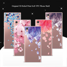 Buy Cover Case Sony Xperia XA1 3D Relief Flower Bird Lace Soft TPU Phone Cases Coque Sony XA1 G3121 G3112 G3123 G3116 Dual for $1.45 in AliExpress store