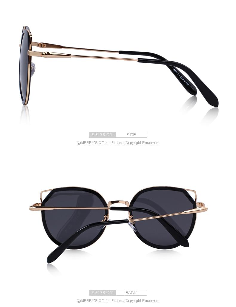 نظارات شمسية للسيدات بعدسات بلورايزد بعدة الوان 2018 7