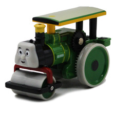 Thomas Locomotive Roller Magnetic Model Train Children's Toy Car(China)