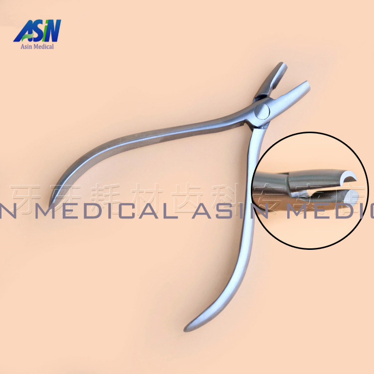 2017 new Dental  soli-lunar pliers Orthodontic pliers  forceps Dental orthodontic tools<br><br>Aliexpress