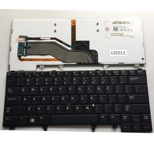 New Keyboard  FOR DELL E6420 E5420 E5430 E6220 E6320 E6330 E6420 E6430 US with Backlight With Mouse Pointer  laptop keyboard