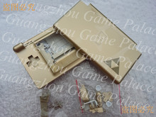 For Gold Zelda Case Shell For NDS Lite NDSL DSL full set housing