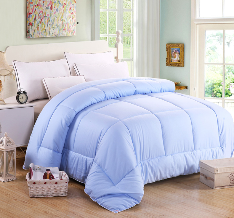 100% Natural Cotton Quilted Comforters 25