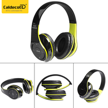 Buy Active Noise Cancelling Bluetooth Headphones Wireless Wired Headset Deep bass stereo Headphones Microphone phone cuffie for $18.53 in AliExpress store