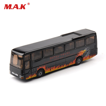 Diecast Car 13cm Cars Toy Metal Truck Model 13cm MAN Reisebus Diecast Metal Bus Car Vehicle Model F Kids Toys Collection Gift(China)