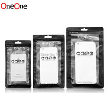 OneOne Plastic zipper opp Bag Mobile Phone Case Cover Packaging Package Zip lock accessories for usb cable wholesale 1000pcs
