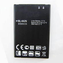 New Original Cell Phone Battery BL-44JN 1540mAh For LG P970 E730 P690 P693 E510 C660 p698 ms840 L5 E612 E610 L3 E400 TOP Quality