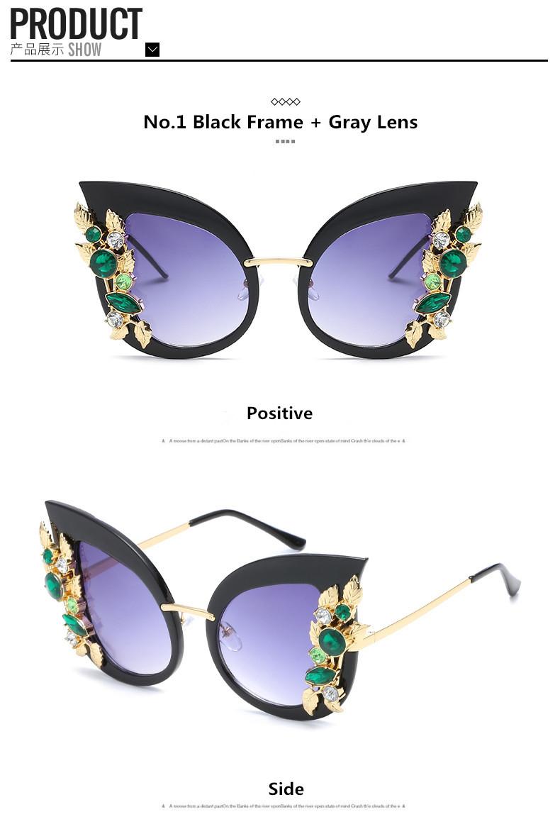 Sexy Cat Eye Sun Glasses-1 (9)