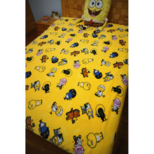 Korea kakao friendsRyan lion flannel blankets, children's bed sheets, air conditioning blankets pillowcase  100/150/200cm