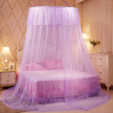 violet insect mosquito door window mesh screen queen mosquito net for double bed  mosquito bed net purple bed canopy