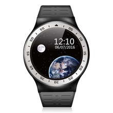 ZGPAX S99A Android Smartwatch Phone 1.33 inch Round Smart Watch 3G MTK6580 Quad Core 8GB 2.0MP Cam WiFi GPS Watch for Android