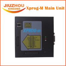2016 low price xprog m Xprog-M V5.3 /V5.0 Main Unit ECU Programmer tool for Sale Without Adapters with Free shipping