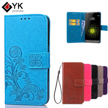 Buy Durable Leather Wallet Flip Cover Case LG G5 Cover Book Style Phone Case lgg5 lg5 Case Card Slots Holder Stand for $3.10 in AliExpress store