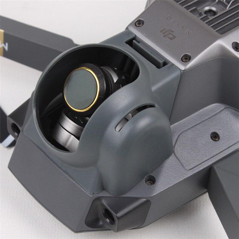 Remote Control Joystick Lens Case Damper Landing Gear Stabilizer 8330 CF Propeller Guard Hood Silicone Motor Cap 6in1 DJI Mavic