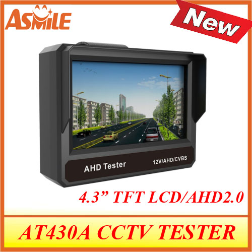 AT430A cctv camera tester with 4.3 inch TFT LCD Audio Video Security Tester CCTV Camera Test Monitor Portable Free Shipping<br><br>Aliexpress
