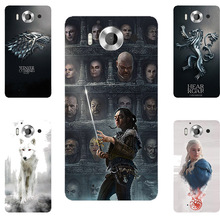 Fashion GOT Game Of Throne House Stark Targaryen Hard PC Painting Case For Microsoft Nokia Lumia 950 Cell Phone Printed Cover
