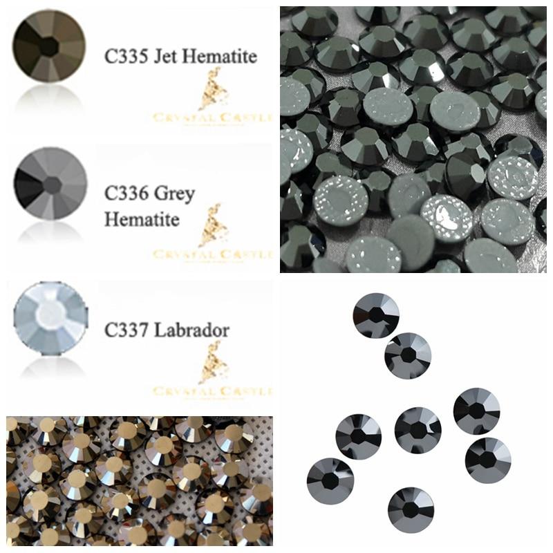jet henatite grey hematite labrador flatback stone_800