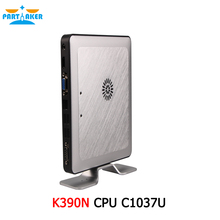 Intel Celeron 1037U Dual Core 1.8GHZ Mini PC Server with Cooling Fan K390N support 300M wifi