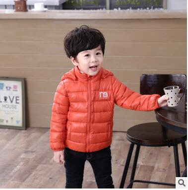 2017 New Winter Baby Boys Girls Clothes Letter M Candy Colors Hooded Cotton Down Warm Clothes Coat Zipper Outwear Brand InfantОдежда и ак�е��уары<br><br><br>Aliexpress
