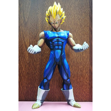 2 Kinds Dragon Ball Vegeta Action Figures,26CM Figure Collectible Toys,Action Collectible Brinquedos Kids Model Toys Gift
