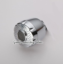 ABS  silver plastic faucet aerator, water filter