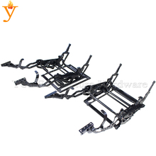 Furniture Hardware Function Chair Mechanism Base For Double Seat Recliner Chair