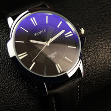 YAZOLE Luxury Luminous Watch Men Watch Fashion Waterproof Men's Watch Top Brand Watches Clock horloges mannen relogio masculino