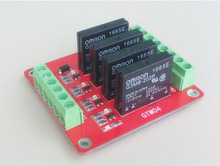4 Channel Solid State Relay Module / Expansion Board / High Level Trigger / With Fuse /5V/12V/24V Optional