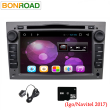 Android 6.01 Quad Core 2Din Car Multimedia Player For Opel Astra Vectra Antara Zafira Corsa GPS Navigation Radio Audio Video(China)