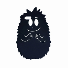 2017 3d fairy tale cartoon monsters animal dust genius hedgehog cell phone soft case For Iphone6 6s/6plus 6splus/7/7plus/8/8plus(China)