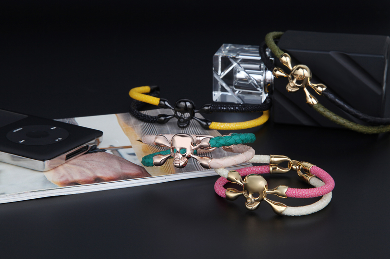 customize Luxury python couple bracelet